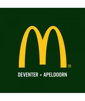 Ronald McDonald Retro Koers - Heat 11